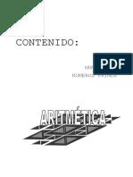 Guia Aritmetica Talentos Grupo 4to y 5to