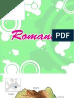 Despre Romania - brosura