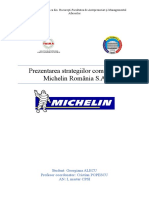 PREZENTAREA STRATEGIILOR COMPANIEI MICHELIN ROMÂNIA SA.doc