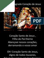Missa Sagrado Coração de Jesus - Slides