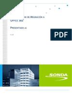 Plan y Diseño Office 365 .1.0.Y