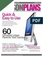 60 Lesson Plans 2016