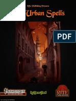 101 Urban Spells