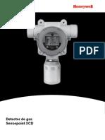 Sensepoint XCD sensor de gases.pdf