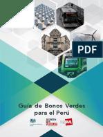 Guía de Bonos Verdes Para El Perú