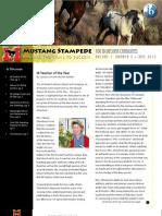 Mustang Stampede June 2010