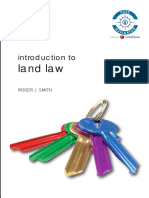 [Roger J. Smith] Introduction to Land Law