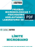 Limite Microbiano Lmm - Invima