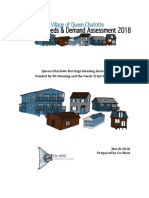 Housing Needs and Demand Assessment