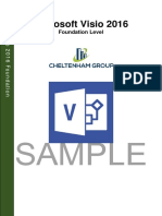 Sample Visio 2016 Foundation Manual