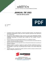 Guia Instalacion Santerno Inverters_es