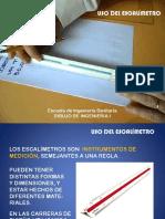 CLASE 04 - USO DE ESCALIMETRO.ppt
