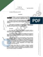 Contrato entre Segur Ibérica y El Corte Inglés