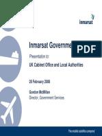 Insarsat Services Presetation 0
