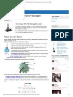 KEYES Rotary Encoder Module KY-040