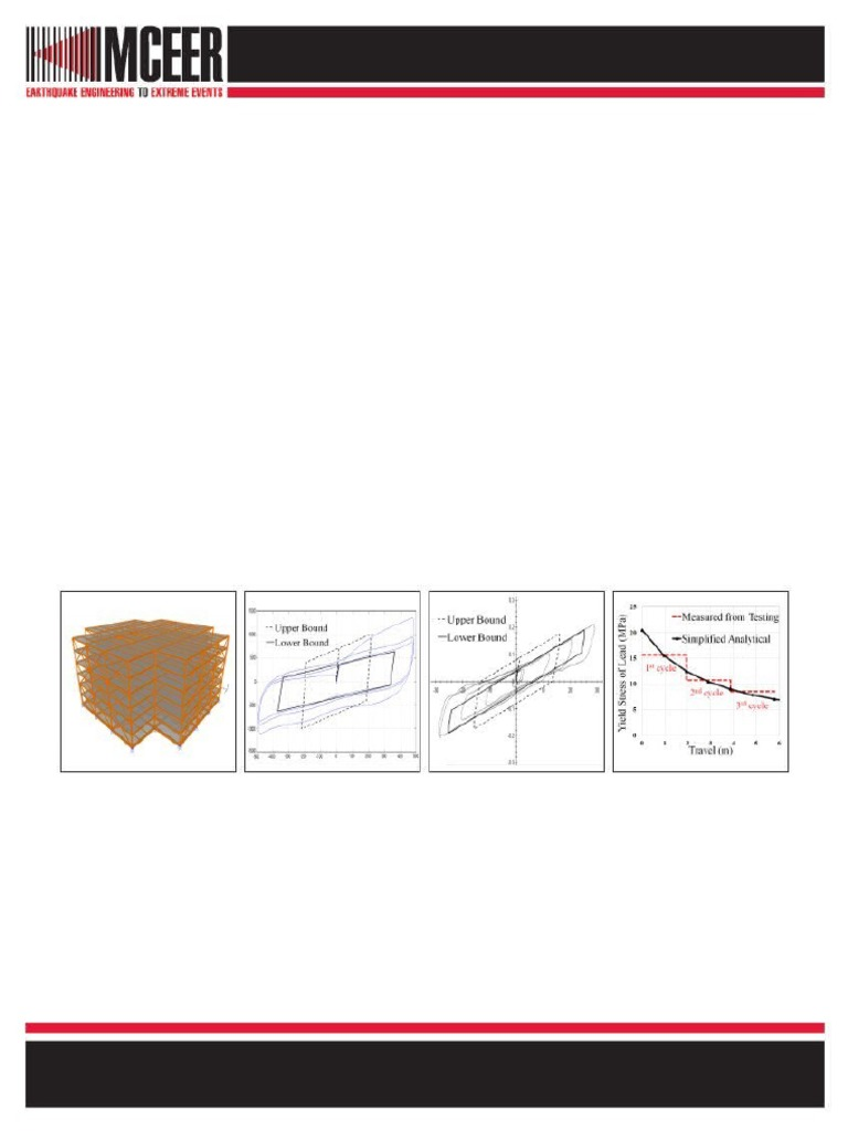 property modification factors for seismic isolators design guidance for  buildings-1 | strength of materials | stiffness