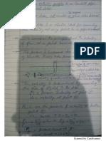 Plot the Velocity Profile in a Conduit pipe using Pitot Tube