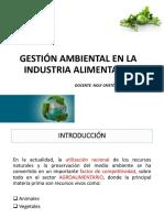 Introducción Gestión Ambiental Industria Alimentaria (1)