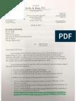 Demand Letter 05/17/2018