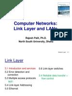 6276433386. Link Layer Protocols