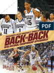 Back to Back - Mississippi State Women's Basketball