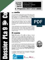 Dossier Pla 9 - Codi 54