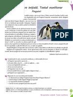 fisa evaluare pinguini