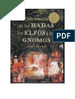 Enciclopedia de Hadas y Seres Elementales