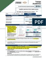 Epii-ta-5- Diseño Asistido Por Computador - 2018-1 Modulo 1- Sección 1