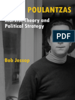 Bob Jessop Nicos Poulanzas Marxist Theory and Political Strategy