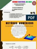 Edp Parabolica-METODOS NUMERICOS
