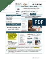 Epii-ta-5-Investigacion de Operaciones i 2018- 1 Modulo I- Sección 1