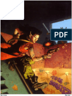 7701 - High Tech and Low Life - The Art of Shadowrun.pdf