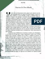 """Carlos Fuentes.  """"O Barroco Do Novo Mundo"""""""