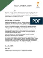 RRFF Report