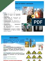 Clase 3 - Factores Riesgo Laborales