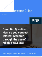 internet research guide