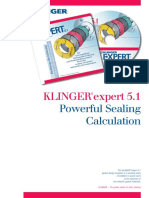 KLINGERexpert Manual
