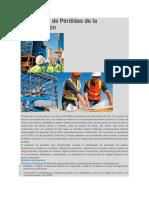 Prevención de Pérdidas de La Construcción-LIMA