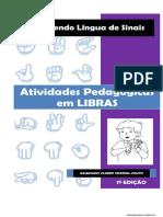6456 - Aprendendo Língua de Sinais - Atividades Pedagógicas Em Libras (PDF)