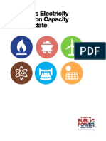 Power Sources-generation Capacity Report 2017