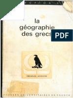 Pedech, La Geographie Des Grecs_libro Completo