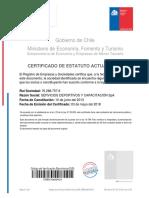 Estatuto Actualizado Al 03-05-2018