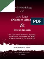 The Methodology of Abu Layth and Imran Hosein Muhammad Sajjad P