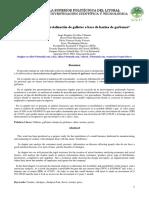 Elaboración y Comercialización de Galletas a Base de Harina de Garbanzo