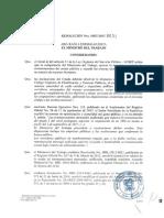 Escala Decreto 135 Nivel Operativo