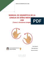 Manual Gramática LSM