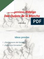 Powerpoint Quijote