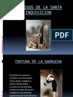 Castigos de la Santa Inquisición