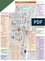 UT Spring Commencement Map 2018